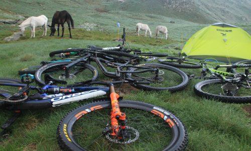 MTB en Pirineos